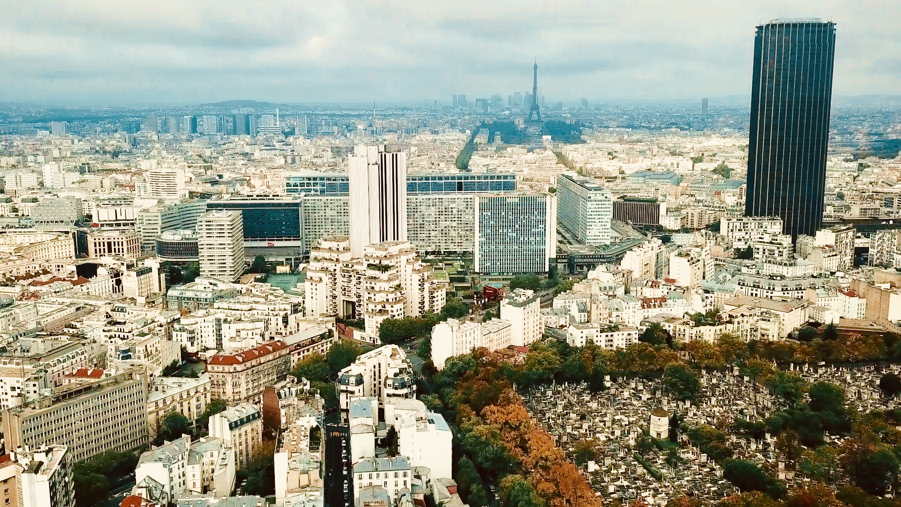 パリ・モンパルナス概要と観光の見どころ4選   MILAPS.net